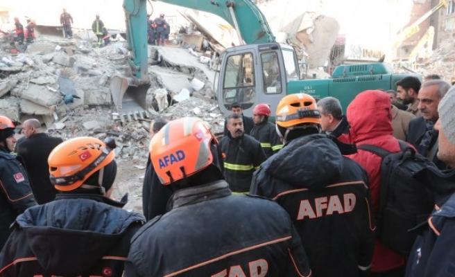 Beyazgül: Urfa ekibi 2 anne ve 2 çocuğunu kurtardı