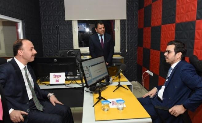 TRT Genel Müdüründen Şanlıurfa için destek açıklaması