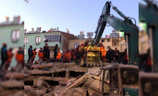Çalışmalar sona erdi! İşte depremin yürek yakan bilançosu
