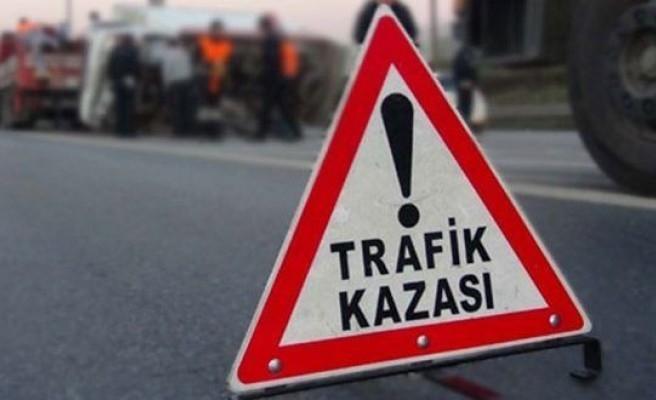 Urfa'da kaza: 3 kişi yaralandı