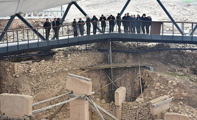 Harran Üniversitesi tarihi alanlar için çalışma başlattı