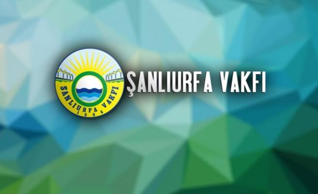 Şanlıurfa Vakfı, Kültür ve Taziye Evi açıyor