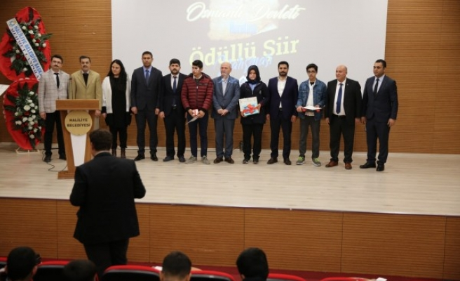 Urfa'da 'Osmanlı' için düzenlenen yarışmada ödüller verildi