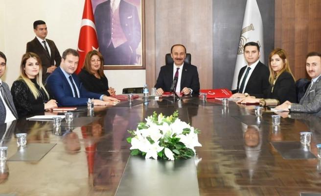 Protokol imzalandı: CARE Türkiye'den Şanlıurfa'ya destek
