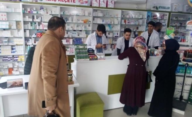 Şanlıurfa'da eczanelerin ilaç sisteminde sorun yaşanıyor
