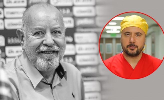 Süper Lig maçında kalp krizi geçiren yöneticiye ilk müdahaleyi, Urfalı doktor yaptı