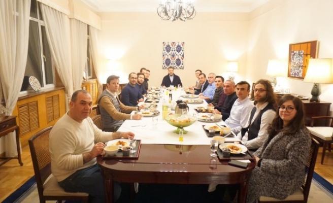 Urfalı büyükelçiden karar! Çin'deki Türkler kenetlendi