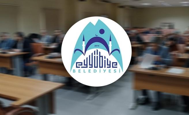 Eyyübiye Meclisi'nde karar: İşletmeler tek bir yerde toplanacak