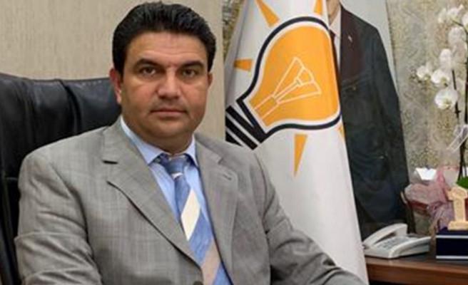 AK Parti İlçe Başkanı Regaib Kandilini kutladı