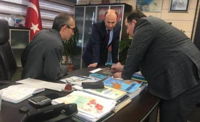 Viranşehir'de iptal edilen imar planı masaya yatırıldı