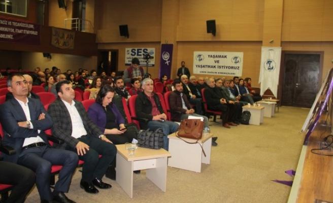 SES Şanlıurfa Şubesi Yönetim Kurulu belli oldu