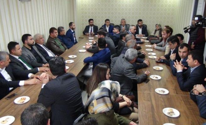 Gelecek Partisi Urfa İl Yönetim Kurulu belli oldu