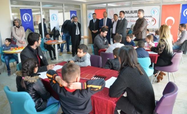 Urfa'da 'Akıl ve Zeka Oyunları' finali yapıldı