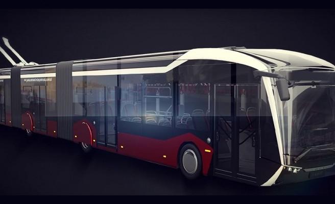 Urfa'da trambüs ihalesini alan firma, Romanya'ya trambüs gönderecek