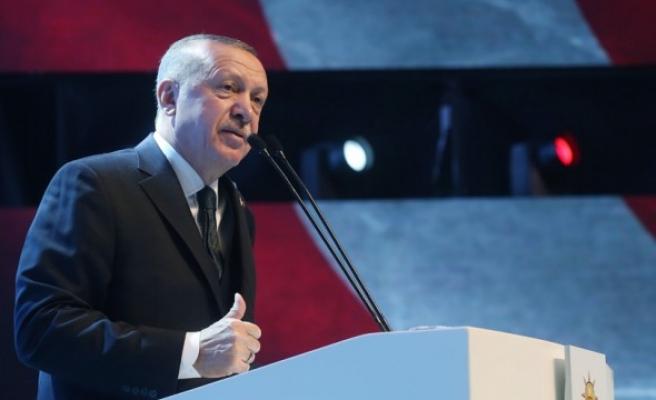 Cumhurbaşkanı Erdoğan'dan mülteciler için konuştu