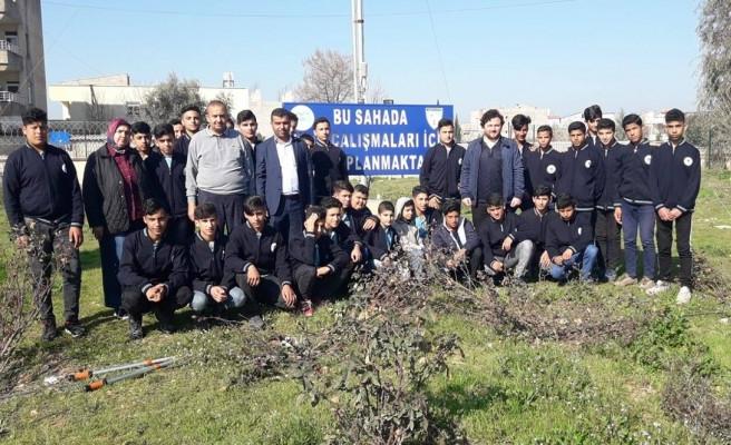 Lise öğrencileri, Meteoroloji İstasyonunu gezdi