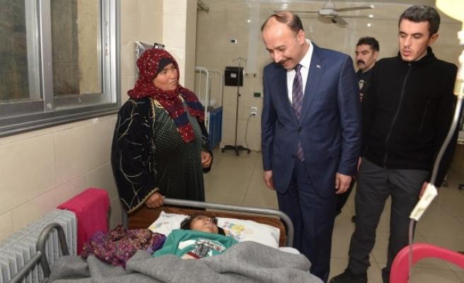 Barış Pınarı Bölgesinde sağlık hizmetleri veriliyor