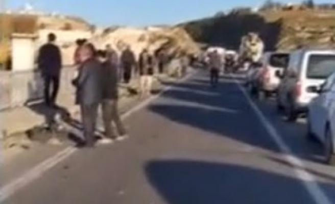 Urfa'da araçlar çarpıştı: 8 yaralı