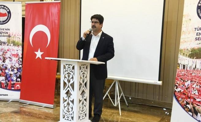 Urfa'da 'Genişletilmiş İstişare Toplantısı' yapıldı