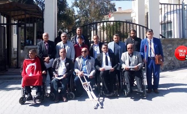 Urfa'daki engelli derneklerinden 'Mehmetçik' açıklaması
