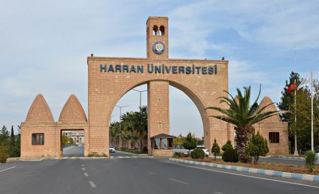 Harran Üniversitesi 26 sıra birden yükseldi