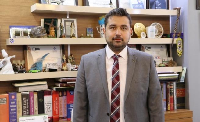 Şanlıurfalı avukat, göçmenlerin durumunu değerlendirdi