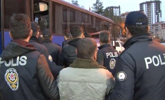 Ceylanpınar'da operasyon: 14 tutuklama