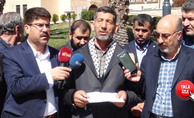 Şanlıurfa'daki STK'lardan 'İstanbul Sözleşmesi'ne tepki
