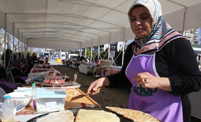 Şanlıurfa'da kadınlar için 'KEDÜP' açıldı