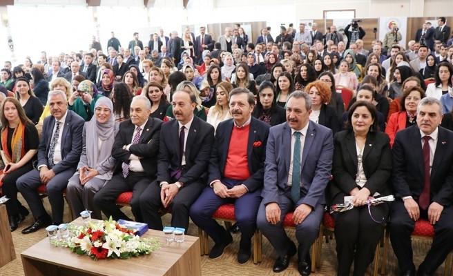 'Türkiye'nin Girişimci Kadın Gücü Buluşmaları' etkinliği Urfa'da yapıldı