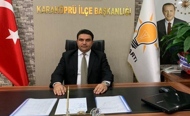 AK Parti İlçe Başkanı: Bugüne ve geleceğe mirastır