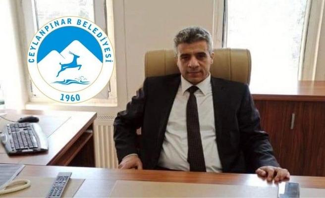 Dinçer Sayan, Ceylanpınar Belediye Başkan Yardımcısı oldu