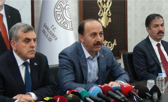 Şanlıurfa'da 11 Nisan ve Ramazan etkinlikleri iptal edildi