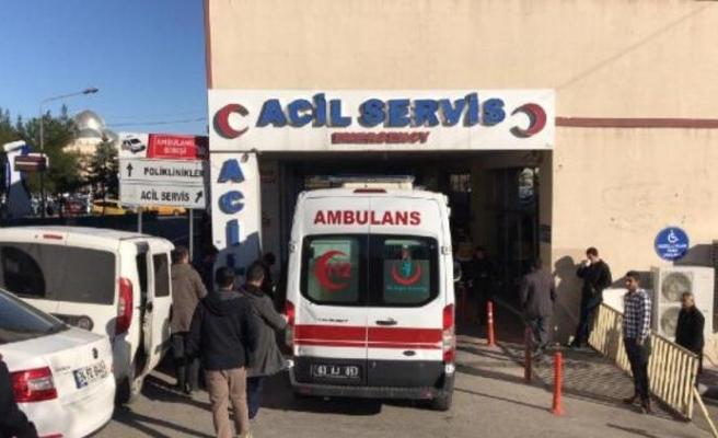 Hastaneden kaçtıktan sonra yakalanan şahıs Urfalı çıktı