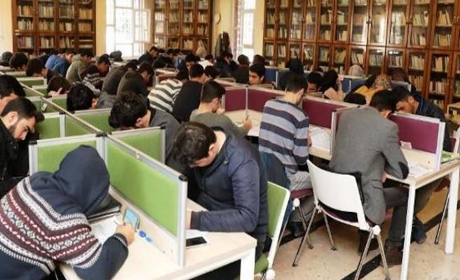 Bakanlıktan açıklama: Kütüphaneler de kapatıldı