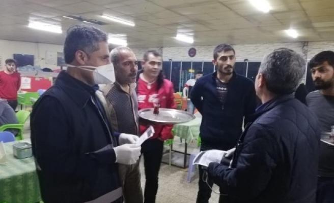 Bakanlık duyurdu, Viranşehir'de zabıta uyarıya çıktı