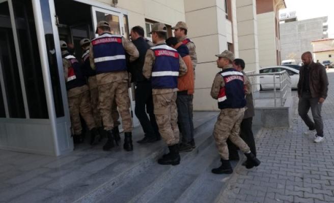 Urfa'da 'petrol' hırsızlığı: 6 kişi tutuklandı