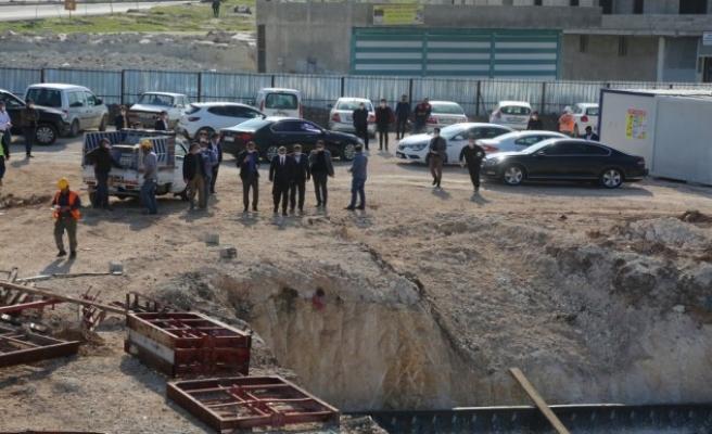 Eyyübiye'de 367 konut ve 35 işyerinin temeli atıldı