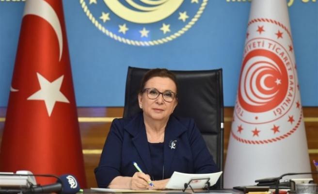 Ticaret Bakanından maske açıklaması