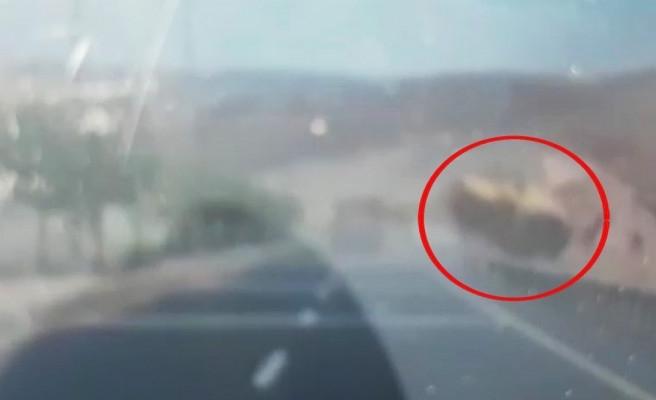 Urfa'daki feci kazanın görüntüleri ortaya çıktı