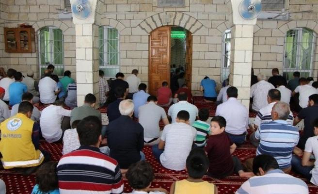 Urfa'da camilerde klima çalıştırılması yasaklandı!