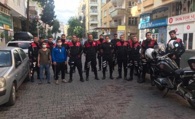 Urfa'da polisi şaşkına çeviren ihbar!