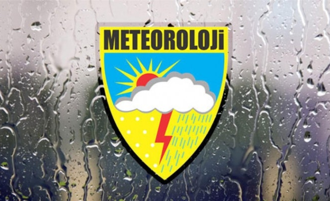 Meteorolojiden şiddetli yağış için