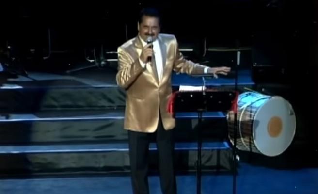 İbrahim Tatlıses'in konseri ilgi odağı oldu