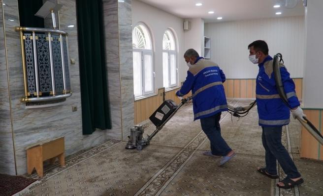 Haliliye'de 'Cuma' hazırlıkları tamam