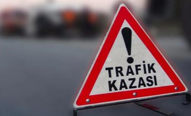 Diyarbakır yolunda kaza: Yaralılar var