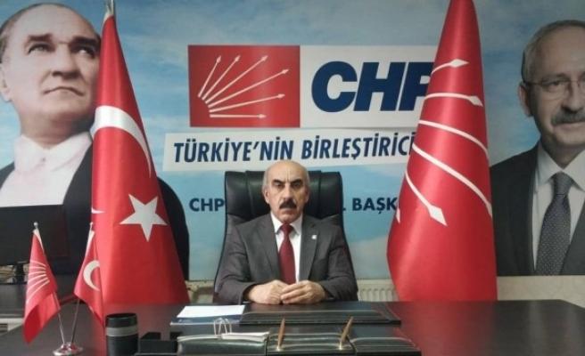 CHP Urfa İl Başkanı: Urfa'ya vaat edilen hangi projeler gerçekleşti?