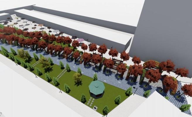 Şanlıurfa'da 'Yeşil Koridor Projesi' hayata geçiyor