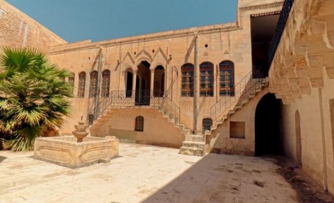 Urfa'daki tarihi evler kiraya verilecek