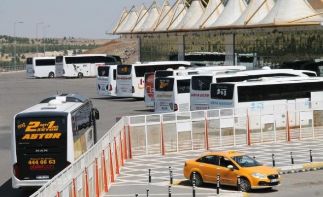 Yolcu taşımacılığı ücret tarifesi yeniden belirlendi